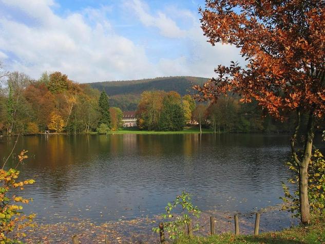 Fürstlich Leiningenscher Seegarten